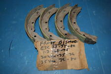 Ford Escort Front brake shoes 75-80
