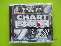 CD - CHART BOXX 2/2002 - 20 Internationale Tophits - (Neuwertig) - Club 13 Music