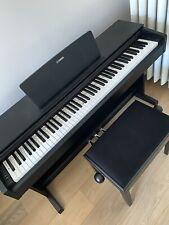 E-Piano Yamaha YDP-143 B Arius + Hocker + Yamaha Kopfhörer, 1A Zustand