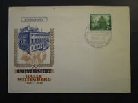 Germany DDR SC# 111 on 1952 FDC / Unaddressed / Cacheted - Z4509