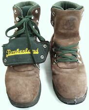 Men's Timberland Brown Work Boots Size 9.5