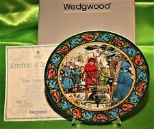 PIATTO DECORATIVO LEGEND OF KING ARTHUR, DI WEDGWOOD, ENGLAND (413)