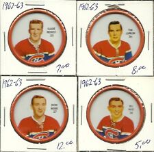 1962-63 Shirriff coin #37 Dickie Moore