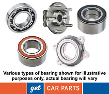 Rear Wheel Bearing Kit for Ford Transit Connect 2002-13 CDK1306 - Hub with ABS
