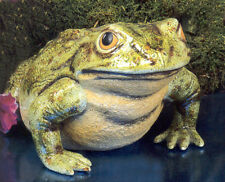 Ceramic Bisque Large Toad U-Paint Unpainted Ready to Paint Wildlife Garden