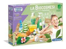 la bio cosmesi clementoni 8 anni +