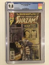 Power of Shazam! #39 CGC 9.8 Jerry Ordway PETER KRAUSE 1998 Mister Mind