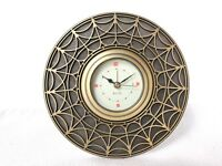 Frank Lloyd Wright Blossom House Table Top Clock by Bulova B7763