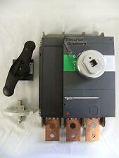 SCHNEIDER ELECTRIC 1250 AMP TRIPLE POLE MCCB 415V NS1250NA