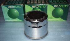 3 filtres à huile Hiflofiltro HF172C Harley Davidson XLH 883 1100 1200 XLS 1000