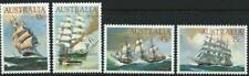 AUSTRALIA - 1984 'CLIPPER SHIPS' Set of 4 [B0297]