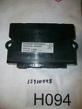 2008 CADILLAC STS RF DOOR MULTIFUNCTION CONTROL MODULE 15910995  TESTED #H094+