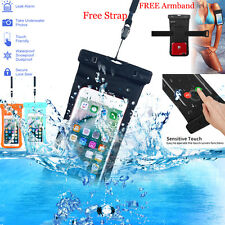 Underwater Waterproof Bag Dry Pouch Case Cover For iPhone 6s 7 Plus Galaxy S7 S8