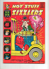Hot Stuff Sizzlers #8 1962 GIANT 1 st Print! Fine 6.0! Stumbo , Harvey