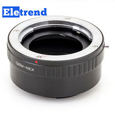 Rollei Mount Lens to Sony E NEX Camera Adapter Without Tripod A5000 A3000 F3 5T