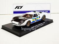 Slot car Scalextric Fly A2014 Ford GT40 Daytona 1966 C.Amon / B.McLaren