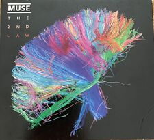 MUSE - THE 2ND LAW * * 2012 CD Album