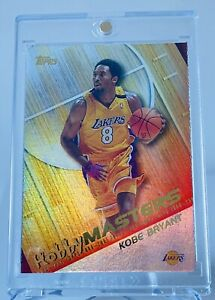 2000-01 Kobe Bryant Topps Hobby Masters #HM5 🔥Lakers🔥 Rare / Mint!