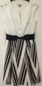 Ladies Karen Millen Dress Size 12 Vgc