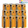 12 DURACELL C ALKALINE LR14  BATTERIES 1.5V INDUSTRIAL BABY R14 MN1400 AM2 E93