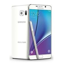 Samsung Galaxy Note 5 N920V UNLOCKED Verizon GSM AT&T T-Mobile Smartphone White