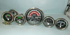 Massey Ferguson Gauge Kit and Tachometer -MF35, MF50, MF65, TO35, F40, MH50