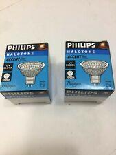 PHILIPS HALOTONE 50MR16/FL36 378059 LOT OF 2