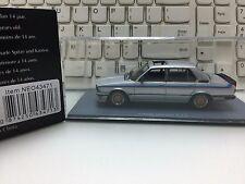 1/43 NEO SCALE MODELS 43471 BMW M535i E12 1978 SILVER M STRIPES resin model car