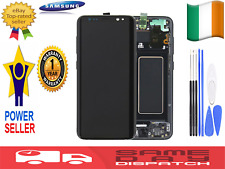 """Completed Lcd display Touch Screen Digitizer For Samsung Galaxy S8 5.8"""" SM-G950F"""