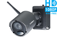 Lorex LWB6801 1080p Rechargeable Audio Wireless Security Camera without PowrPack