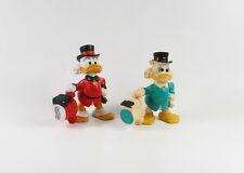 Dagobert Duck mit Pumpe === Walt Disney Grundfos 2 Werbefiguren