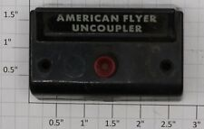 American Flyer XA10961-D S Gauge Black Uncoupler Control Button  (10)