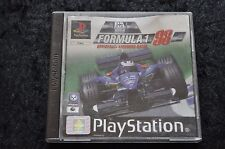 Formula 1 98 Geen Manual Playstation 1 PS1