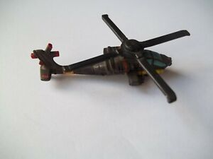 MILITARY MICRO MACHINES Apache Attack Helicopter
