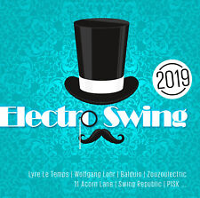 CD Electro Swing 2019 von Various Artists