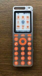 "Marc Newson Designed ""talby"" Mobile Phone Prototype Orange Very Rare"
