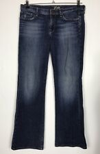 Lucky Brand Womens Jeans Size 10 Flare Cut Dark Wash