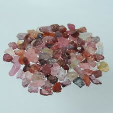 Lot 50.00-51.00ct sparkling lot rough top mixed spinel natural unheated 100% new
