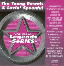 LEGENDS Karaoke CDG Vol 63-young Rascals Lovin'spoonful