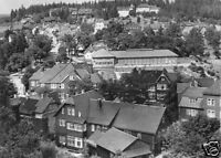 AK, Oberhof Thür. Wald, Teilansicht, 1966