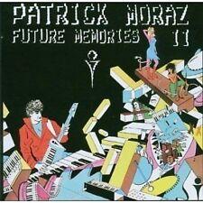 Patrick Moraz Future Memories II CD NEW SEALED 2006 Yes