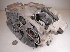 85 YAMAHA YTM225DX YTM225 TRI-MOTO ENGINE MOTOR CRANKCASE CRANK CASE
