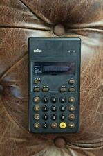 Braun ET23 Classic scientific Calculator (DEL) DOES NOT TURN ON