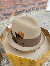 Vintage Knox New York Hat in Box