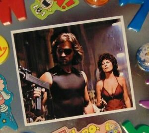 Escape From New York Fridge Magnet Kurt Russell Cult 1980's Movie Classic