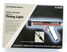 Vintage Sears Craftsman Inductive Timing Light 28 2134