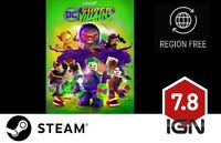 Lego DC Villains [PC] Steam Download Key - FAST DELIVERY