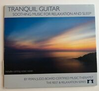 Tranquil Guitar CD - Soothing Music For Meditation, Yoga, Relaxation and Sleep