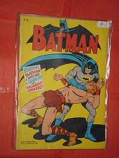 BATMAN -ALBI MONDADORI  N°60 -B- 1967/70-ENTRA DENTRO DISPONIBILI ANCHE SUPERMAN