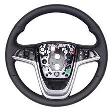 Lenkrad mit Echtlederbezug passend für Opel Insignia A Lederlenkrad / Tuning F11